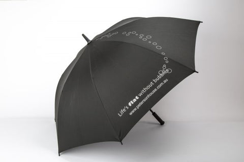 Black Golf Umbrella (In Store only)