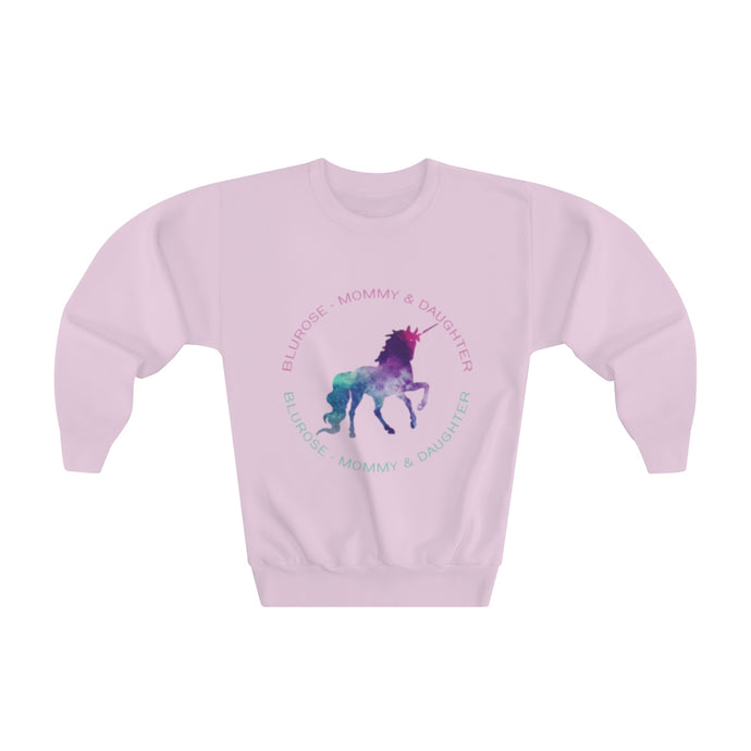 BluRose Full Front Youth Sweatshirt