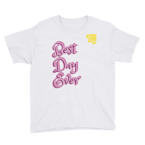 Best Day Ever Youth Tee