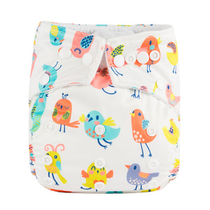 Birdy - Babyland Microfleece Pocket Diaper