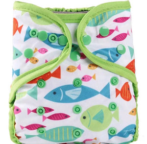 Fish - Diaper Cover