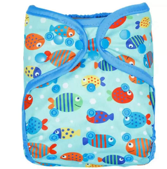 Aquarium Starz - Diaper Cover