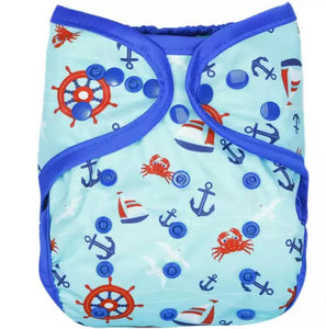 Deep Sea Toolz- Diaper Cover