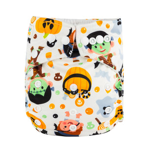 Pumpkinz - Babyland Microfleece Pocket Diaper