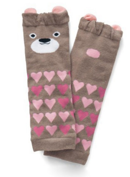Heart Face Legwarmer