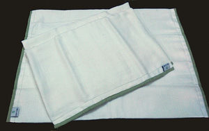 Cotton Prefolds - Premium Size - Unbleached