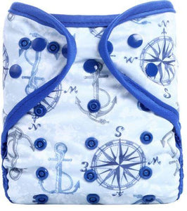Sailor Tools - Diaper Cover + 1 Wet-free Insert