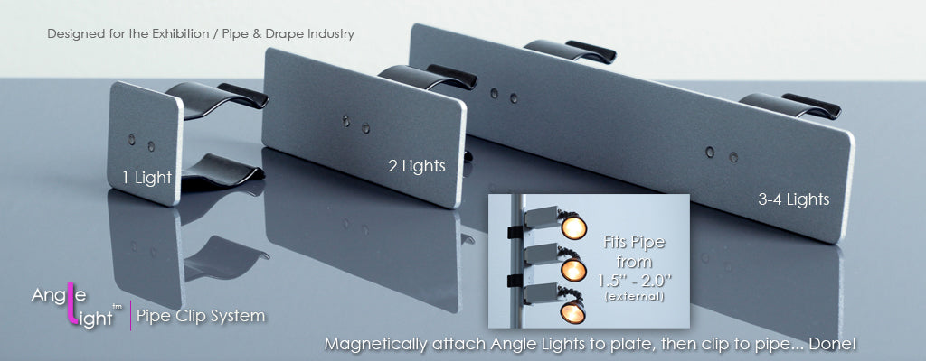 Angle Light Pipe Clip