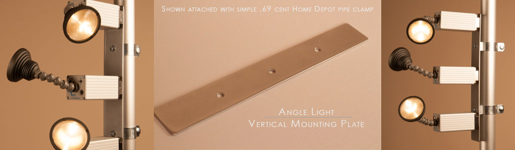 Angle Light Vertical Plate