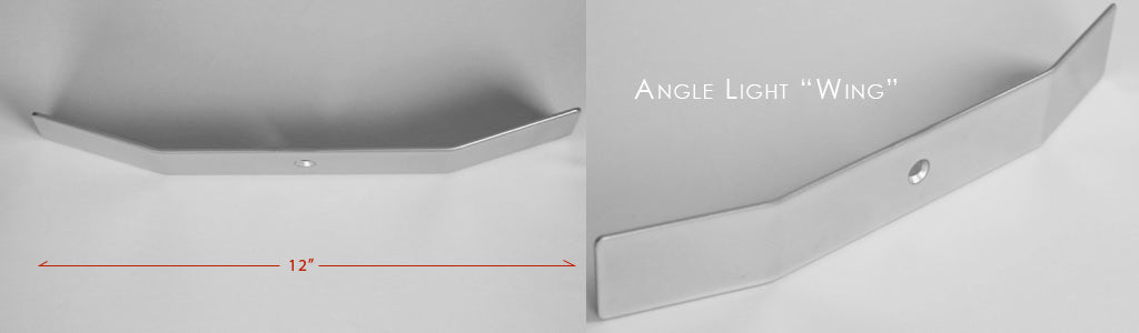 Angle Light Wing Plate