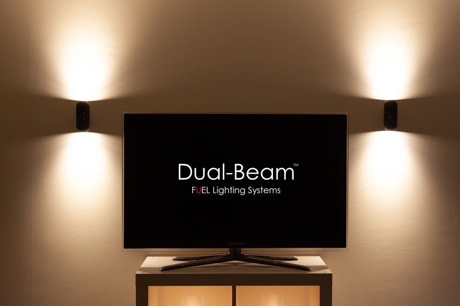 Dual-Beam Wireless Fixture