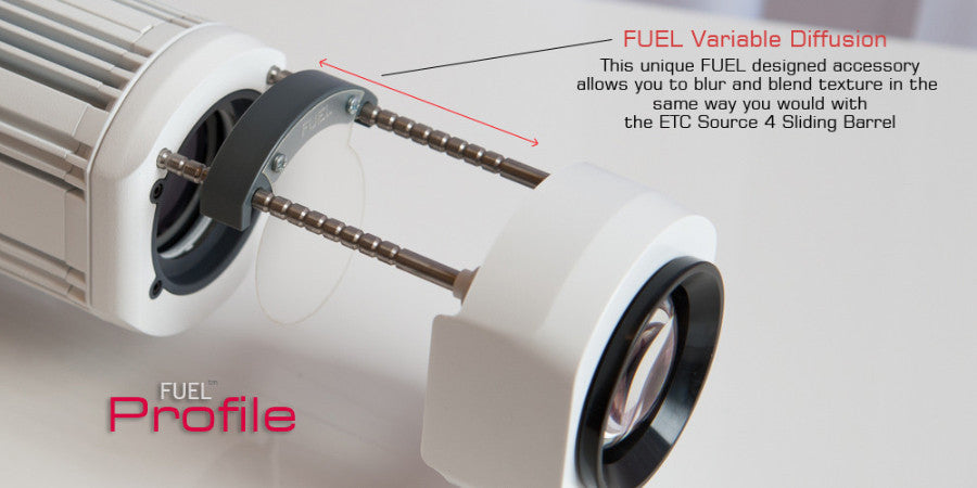 FUEL Profile All-in-One Fixture