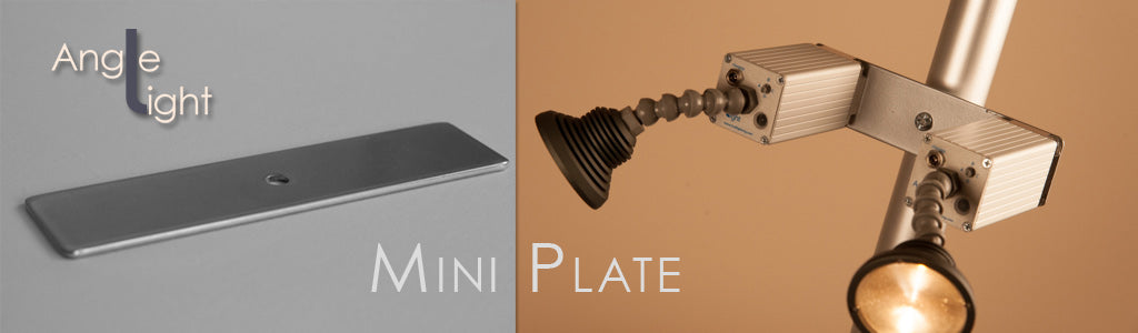 Angle Light Mini Plate