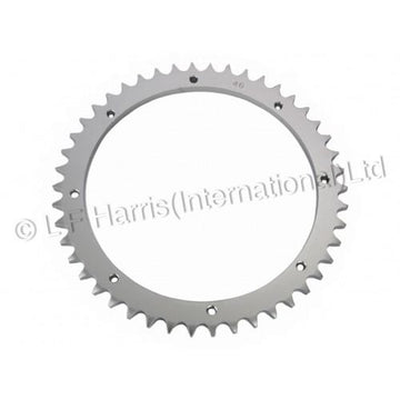 371499 - BOLT-UP REAR SPROCKET 46T 1958/70