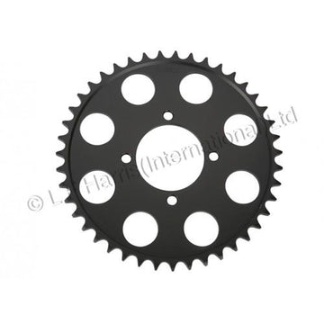 373800 - T140V 43T REAR DISC SPROCKET 1976/88
