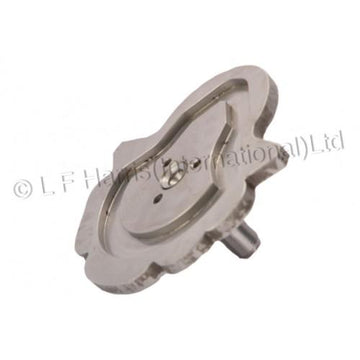 574055 - 4sp GEARBOX CAMPLATE 1948/72