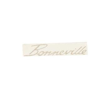 600680 - BONNEVILE DECAL 1968/