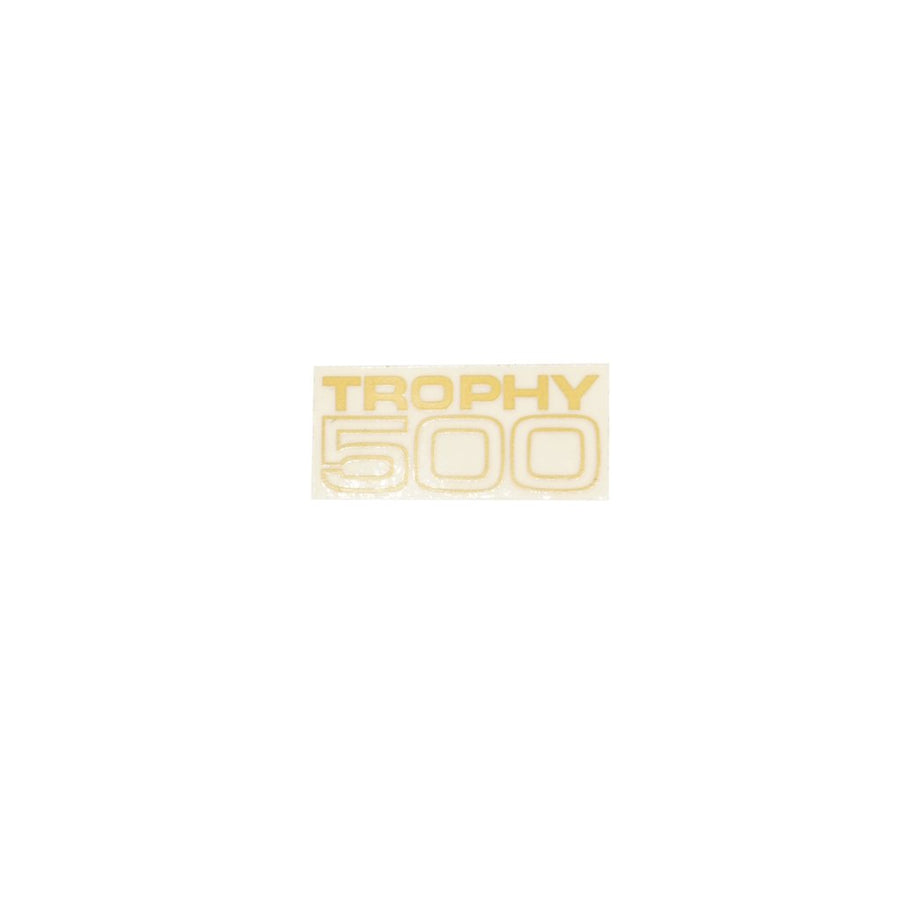 602064 - TROPHY 500 TANK DECAL 1970/72