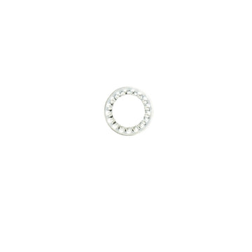 602336 - TR5T 3/4 HEADSTEM SERATTED WASHER
