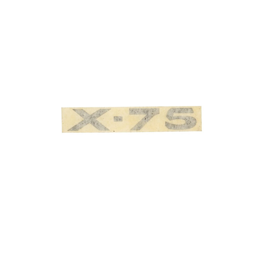 604192 - X-75 HURRICANE DECAL 1972