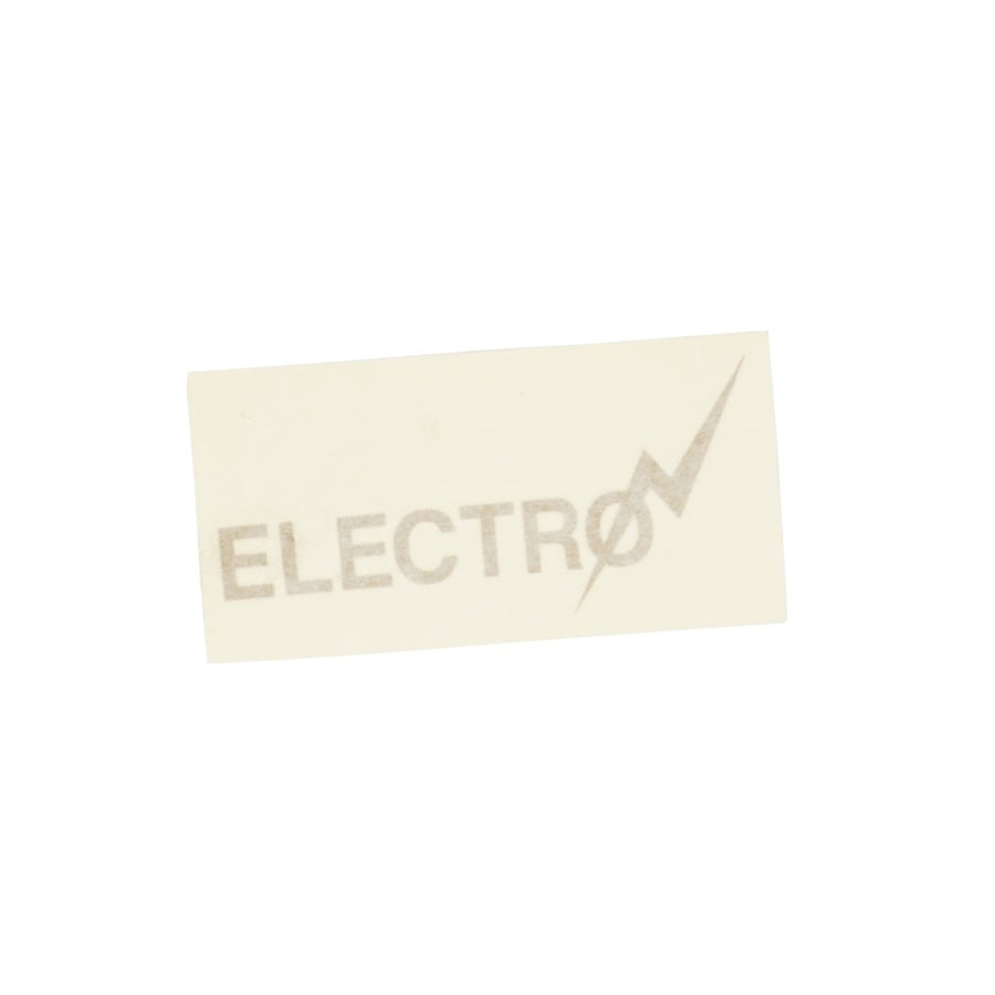 607386 - ELECTRO DECAL 1981/83