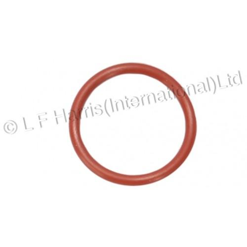 707310 - PUSH ROD TUBE O RING RED