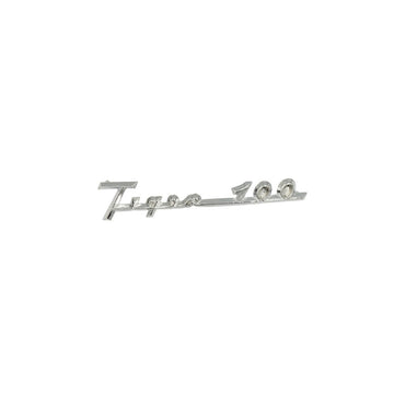 826949 - TIGER 100 SIDECOVER BADGE 1959/67