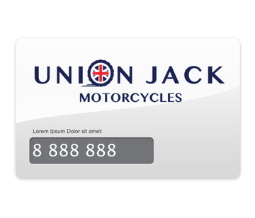 Union Jack Motorcycles Online Gift Card