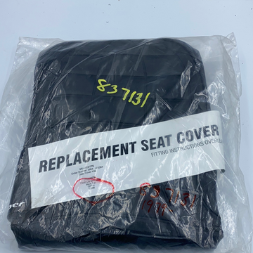 837131 - SEAT COVER BLACK USA 78-79