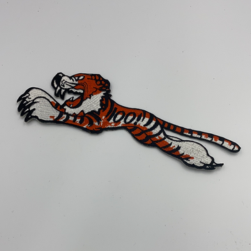 P97XB - LEAPING TIGER 110 CLOTH BADGE