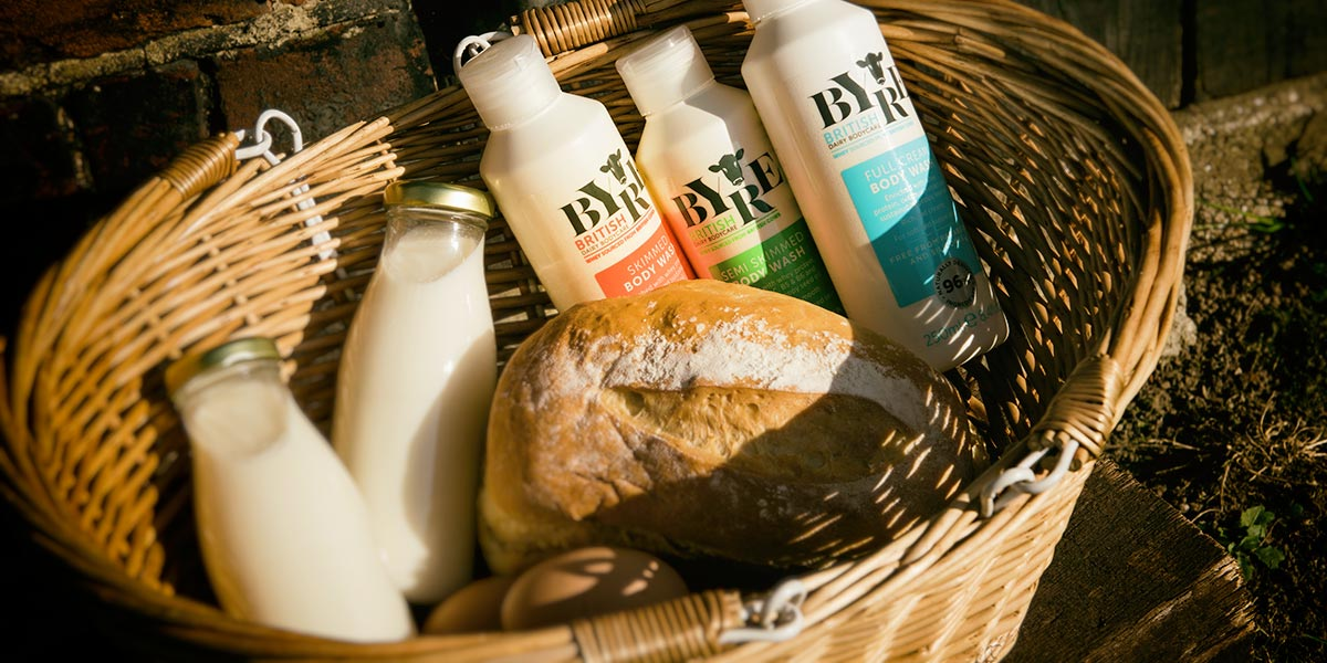 Where to buy the Byre Bodycare range