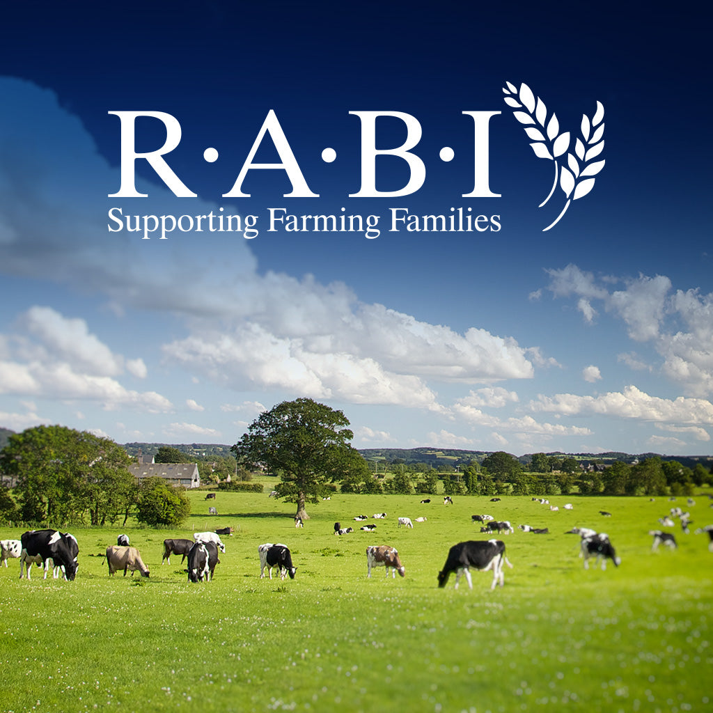 Byre working with the R.A.B.I to help support farming families