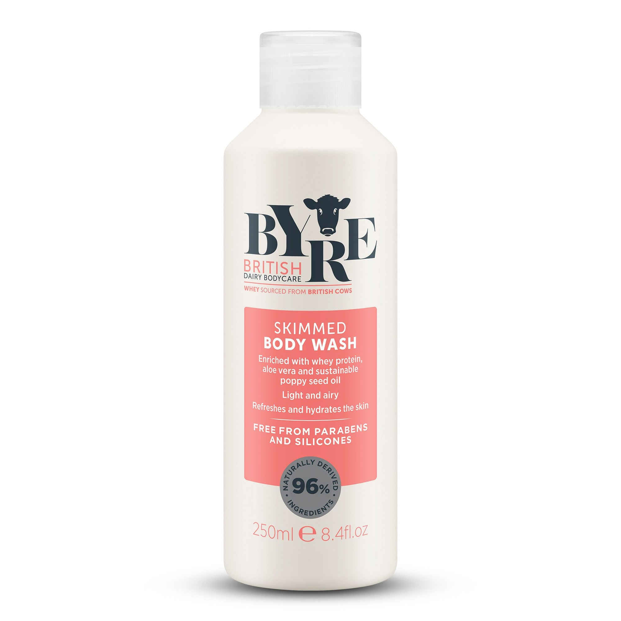 Byre Body Wash Skimmed (250ml / 8.4fl.oz)
