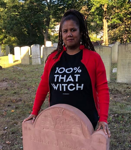 Hulda the Witch Finally Gets Tombstone in Sleepy Hollow Cemetery