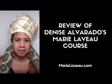 Review of Marie Laveau Course by Denise Alvarado