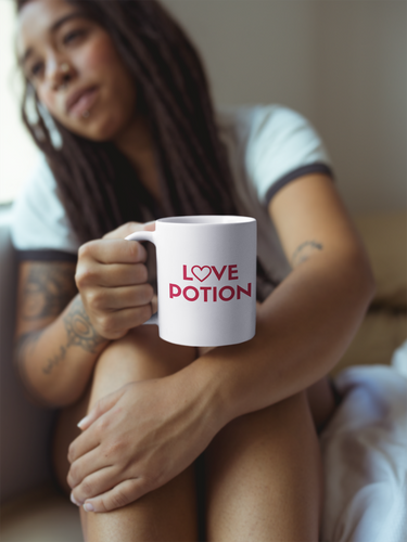 Love Potion 11 oz Mug