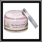 Asian Spa Handmaske black cherry and orchid