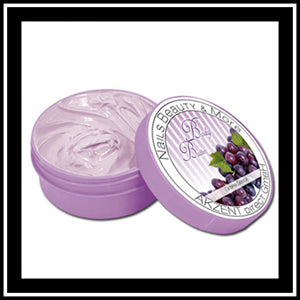 Body Butter grape seeds