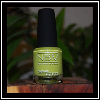 Nagellack, green apple