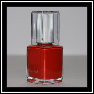 Nagellack, indian red