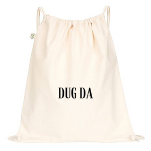 Dug Da Drawstring Bag