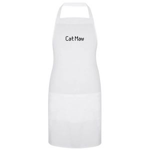 Cat Maw Apron