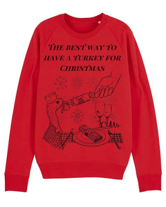 Turkey Dinner Christmas Jumper