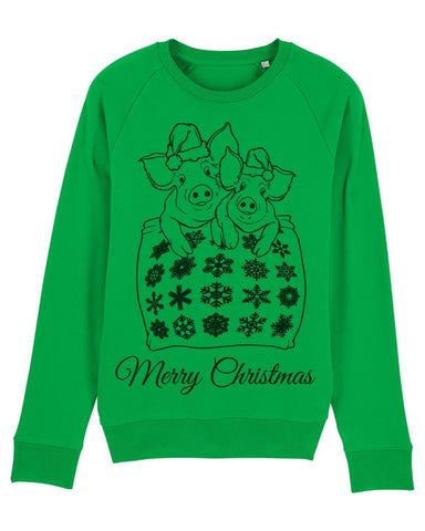 Pigs in Blankets Christmas Jumper