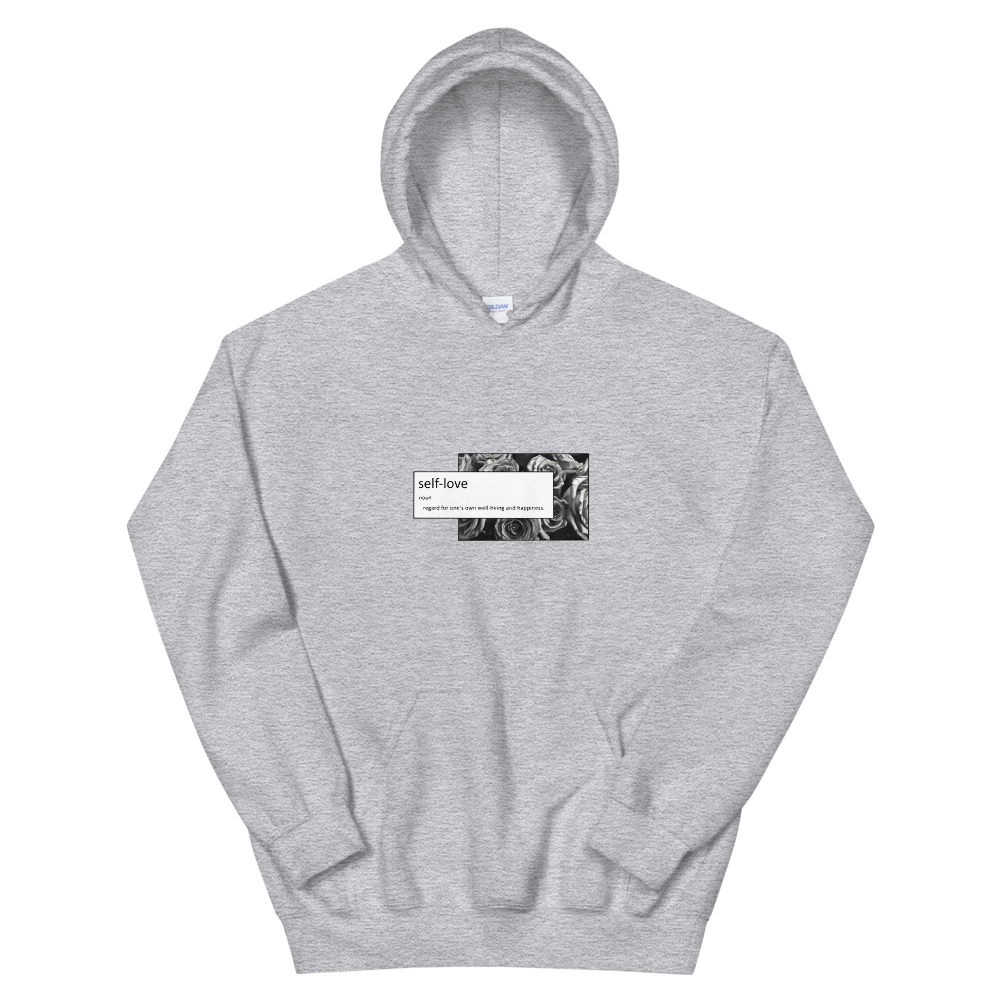 Self Love Box Hoodie