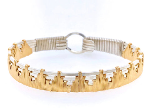 Elite Tribe Bangle Bracelet