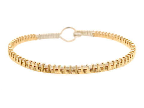 Pulse Petite Bangle Bracelet
