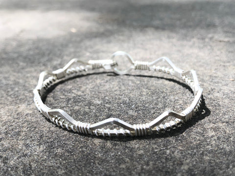 Royalty Stacking Bangle