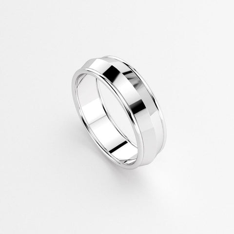 Destiny Men's Wedding Band