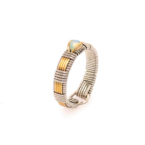 Ring Classic Opal Band